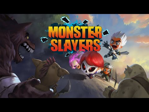 Monster Slayers | Trailer | Nintendo Switch
