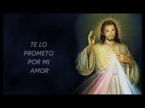 SEÑOR DE LA MISERICORDIA  Jesus Yo Confio En Ti