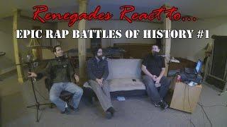 Renegades React to... Epic Rap Battles of History Bill Nye vs. Sir Issac Newton