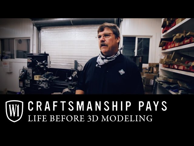 Craftsmanship Pays: Life Before 3D Modeling, Charlie on the Old School Method of Crafting Templates