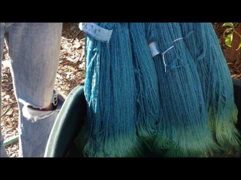 Indigo Dyeing, full video