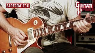 I Got All You Need (Joe Bonamassa) - Solo - Guitar Tutorial with Matt Bidoglia