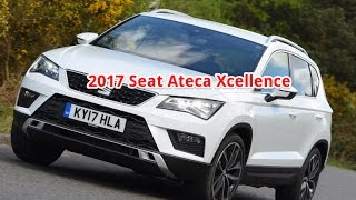 2017 Seat Ateca TSI 150 Xcellence - Seat Ateca Xcellence Review Interior