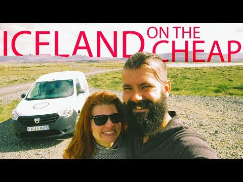 Cheapest Way to Do Iceland - Vanlife Iceland 1