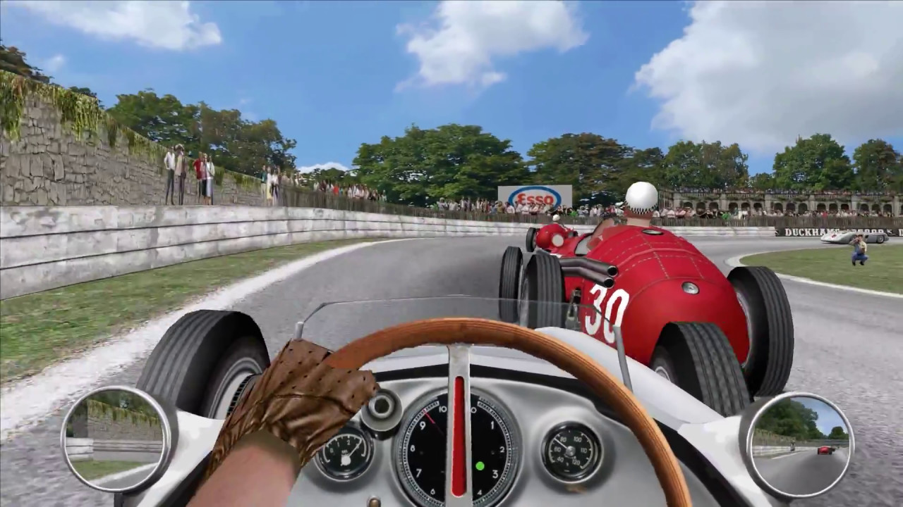 real racing grand prix race game