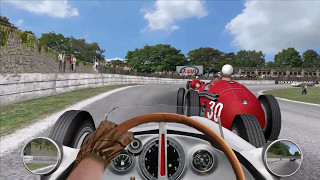 ► GRAND PRIX LEGENDS | 1955 Mod (Gameplay) | Crystal Palace - Full Race