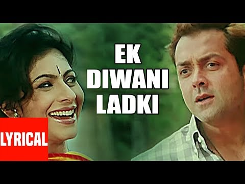Ek Diwani Ladki Lyrical Video | Tango Charlie | Shreya Ghosal, Shaan | Boby Deol