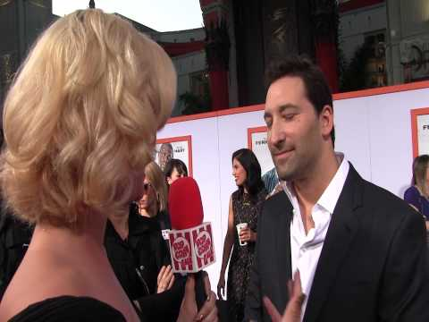 Etan Cohen  at Get Hard premiere with Danica Kennedy