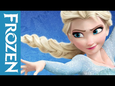 Let It Go  Rock  Frozen Soundtrack  NateWantsToBattle