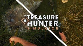 Symulator POSZUKIWACZA SKARBÓW - Treasure Hunter Simulator