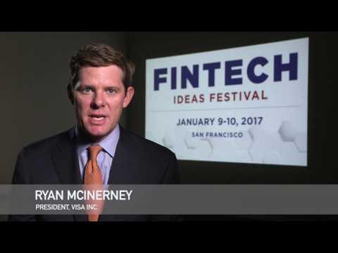 #FIF2017: Visa Inc. President Ryan McInerney on the Power of FinTech Partnerships