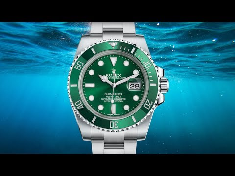 THE WATCH THAT SELLS FOR DOUBLE ITS MSRP: Rolex Submariner Hulk 116610LV