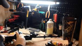Part 3: Wasr 10/63 Ak-47 Akm Build Assembly And Final Overview By Burris Arms