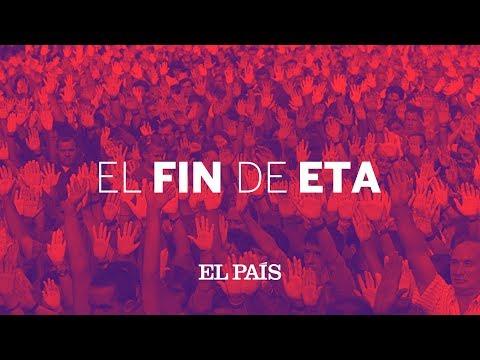 Directo | El Fin de ETA - programa especial de EL PAÍS VÍDEO