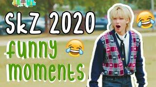 Stray Kids definitely saved 2020   Funny moments
