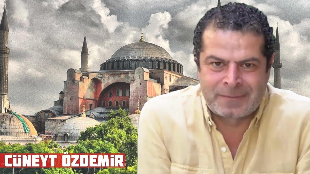 TARTIŞMALARIN ORTASINDAKİ AYASOFYA'DAN 'TARİHİ' YAYIN!
