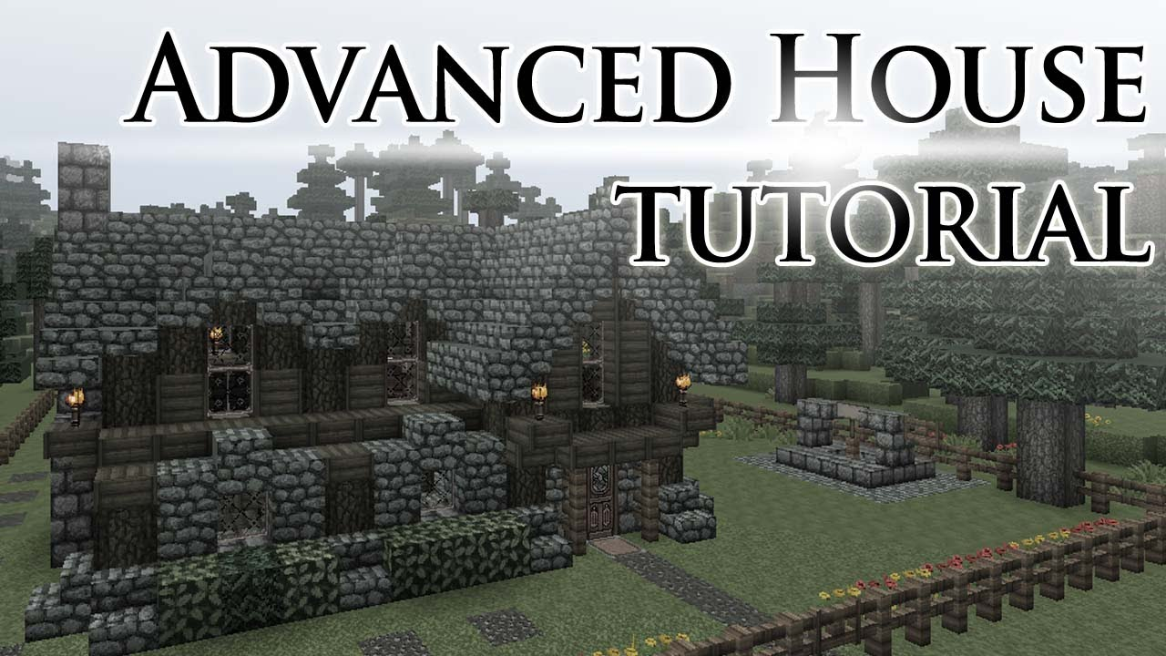 Medieval advanced house tutorial youtube - Home design d tutorial ...