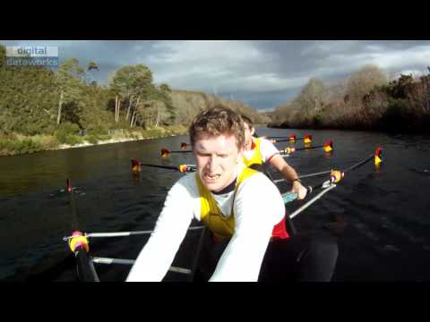 Inverness RC Eights Head 2011 - GRC Mens Open Eight 'CoxCam' *HD* - part 2