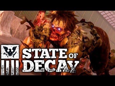 STATE OF DECAY #18 - Fizemos a limpa na NOVA CIDADE | Sobrevivência e Apocalipse Zumbi