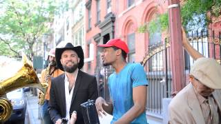 Jon Batiste and Stay Human Love Riot 6/8/15 (Sunny Side of the Street)