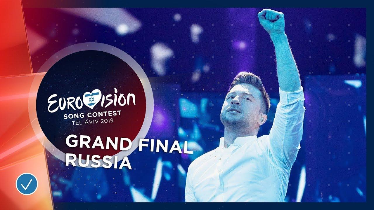 Выступление Сергея Лазарева на Евровидении-2019