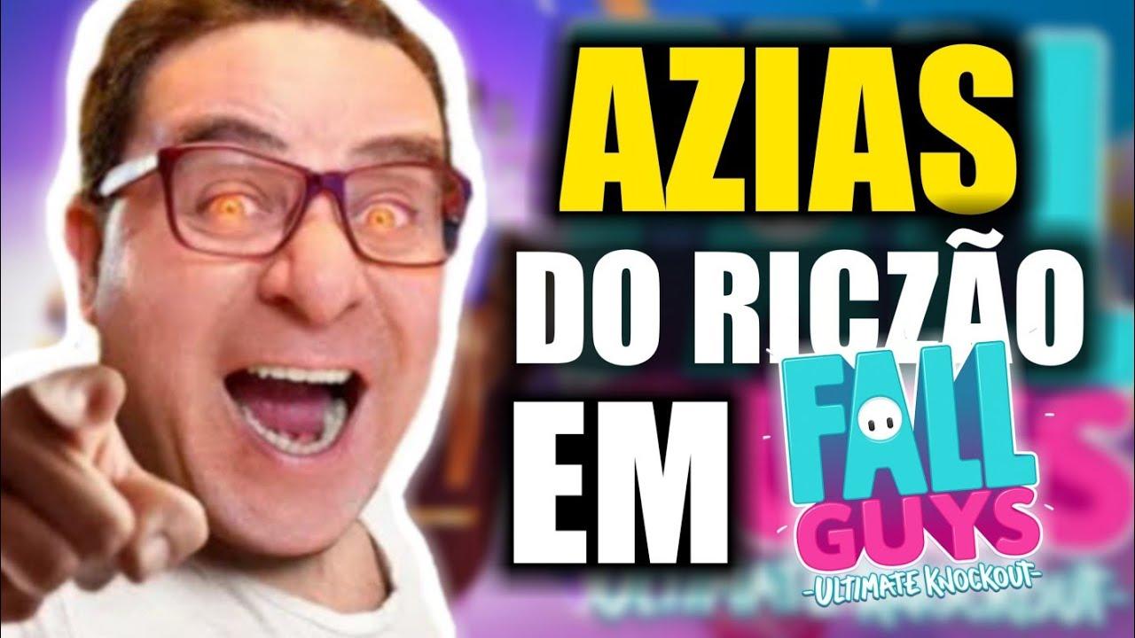 AZIAS DO RICFAZERES EM FALL GUYS