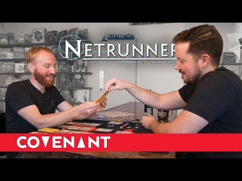 Learning Netrunner | NBN v. Adam - Game Four
