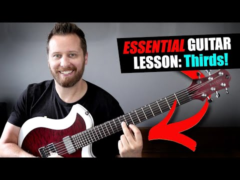 how-to-play-thirds-on-guitar!