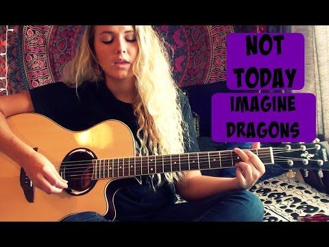Not Today- Imagine Dragons Guitar Tutorial