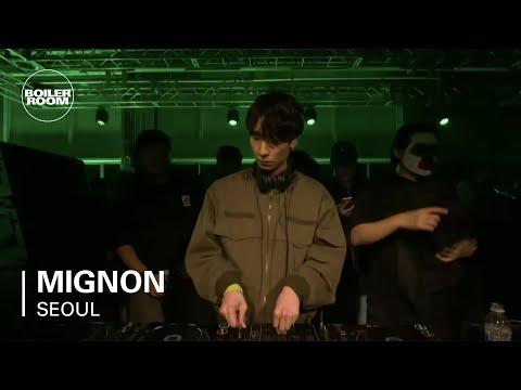 Mignon | Boiler Room: Seoul