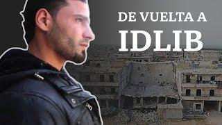 Por qué dejé Alemania para volver a vivir en la ciudad más peligrosa de Siria