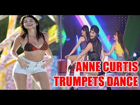 ANNE CURTIS TRUMPET DANCE CHALLENGE