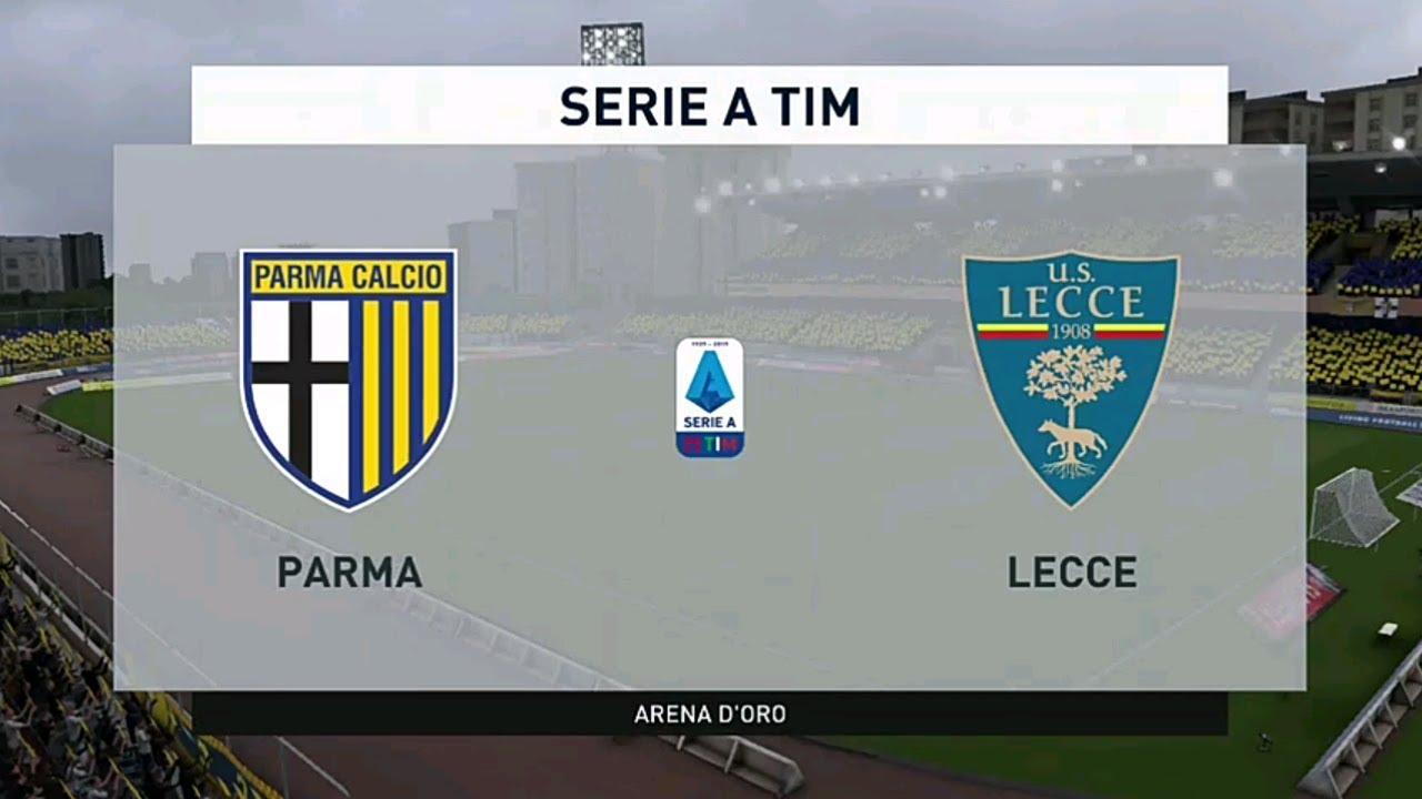 E A Bd Ef B F Parma Vs Lecce  E A Bd Ef B F Serie A  Fifa  Youtube