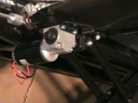 Scissor Jack Motor Kit Youtube