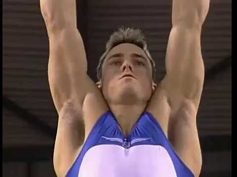 2001 World Championships - Men's All Around