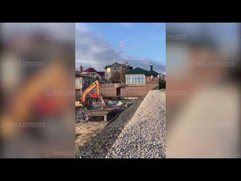 В Дагестане разрушают дом Рамазана Абдулатипова