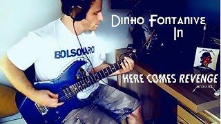 Baixar Dinho Fontanive: Here Comes Revenge (Metallica)(Guitar Cover)