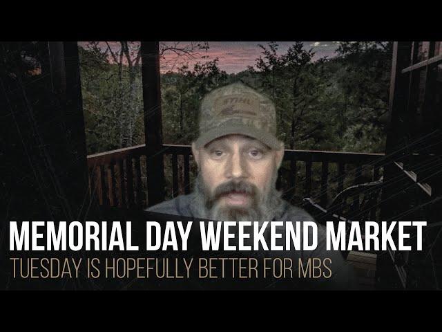 Memorial Day weekend market