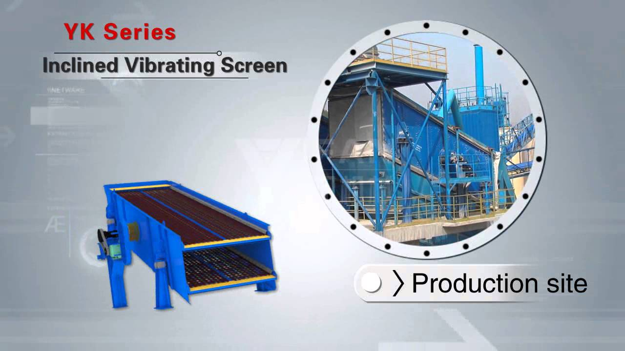 how to correctly installed vibrating screen Introduction ultrasonic vibrating screen is the rotary vibration screen installed ultrasonic system and it is a high-precision ultra fine powder screening machine.