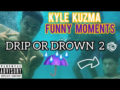 Funny Kyle Kuzma Moments