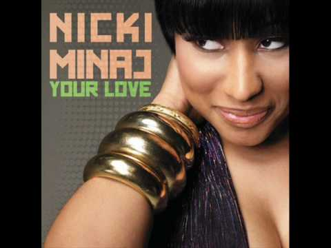 Nicki Minaj  Feat  Sean Paul - Your Love Remix New Song 2010.