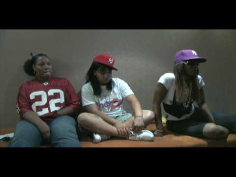 LADY OF RAGE LADY LUCK & BABS BUNNY  PART 2 INTERVIEW BY F.NITTI