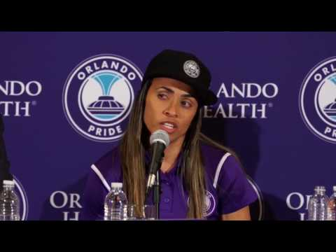 Marta Introductory Press Conference