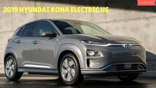 2019 Hyundai Kona Electric US  - Interior and Exterior - Phi Hoang Channel.