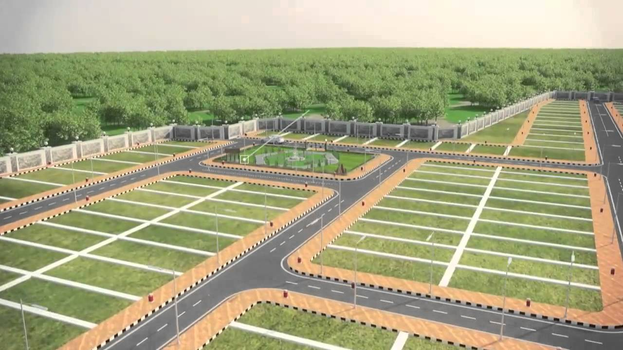 Garden Green Project On Faizabad Expressway Youtube