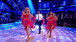 Strictly 2015: Opening Pro-Dance to Let