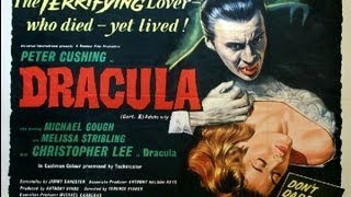 Hammer Horror Films: Dracula - Blu ray Review (2012)