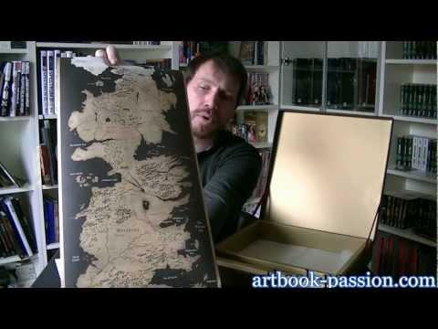 [CRITIQUE VIDEO] # 32 : LIVRE - COFFRET COLLECTOR - Le Throne De Fer - Inside HBO's Game Of Thrones