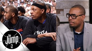 Paul Pierce details tension from his time on Clippers | The Jump | ESPN