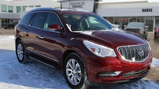Brand new 2016 Buick Enclave for sale in Medicine Hat, AB